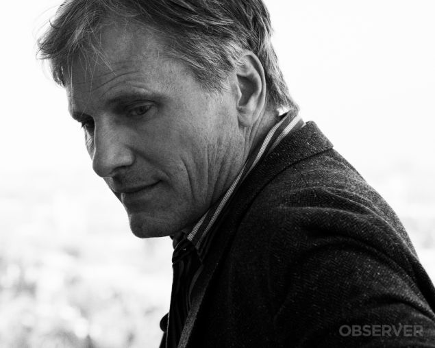 Dr. No: Viggo Mortensen Has Made Turning Down Roles Into an Art Form (New York Observer, July 6, 2016)
