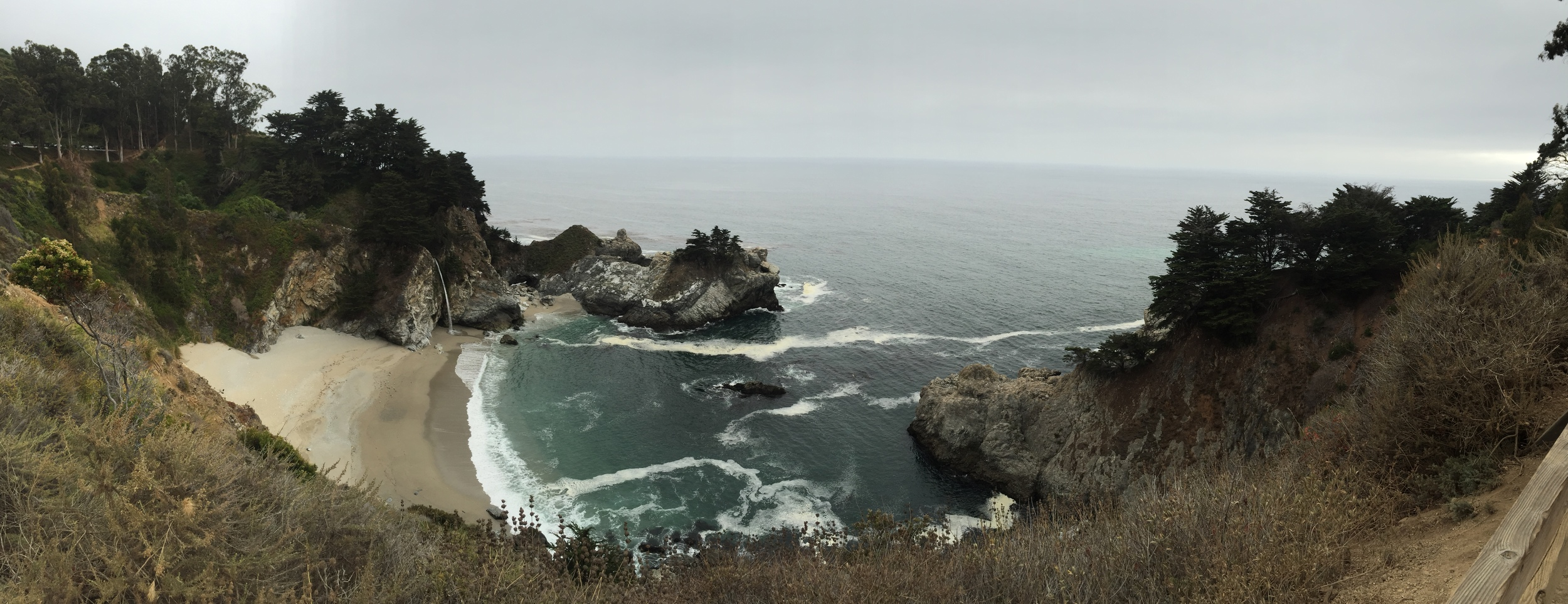 McWay Falls   Big Sur, CA  Photo by : Matt Menendez