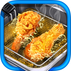 Deep Fry Maker - Street Food - The sights and smells at the carnival keep you coming back year after year. Your nose leads you to the best fair food. It's time to get cooking up some tasty street food at your local carnival!