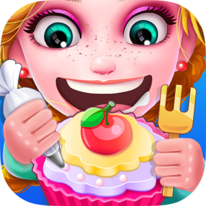 Cupcake Bakery Shop - Want to have a shop? It's not a dream anymore!Now you become a great bakery chef and have your own sweet bakery shop!