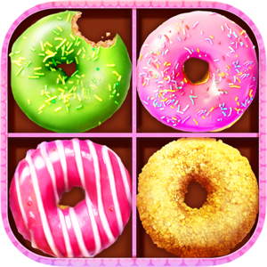 My Dream Donut Shop: Be a chef - It's a sweet, sweet world in this donut themed cooking game where you rule the dessert world!