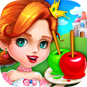 Princess! Fair Food Tea Party - It's your turn to be a cooking princess in this exciting, fair food themed game where you're the best chef at the fairgrounds!