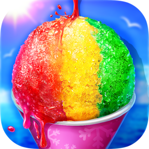 Snow Cone Maker - Summer Fun - It's hot! Oh it's a HOT Summer! Don't you feel like you're missing something? Something totally Icy? Our Snow Cone Princess could offer you the magic Snow Cone in our newly released app - Snow Cone Maker.