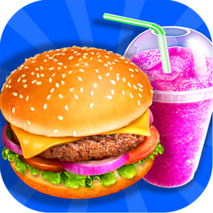 American Food - Backyard Cooking Games! - Try your hand at cooking up some fun American street food in this backyard-themed cooking game. You'll get the chance to cook six different snacks in this exciting game.