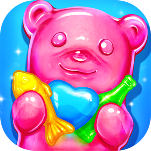 Gummy Candy Maker - It's time for gummy fun in this DIY cooking game where you can create all sorts of gummy candy! Start by creating your own gelatin mix in various flours and colors.