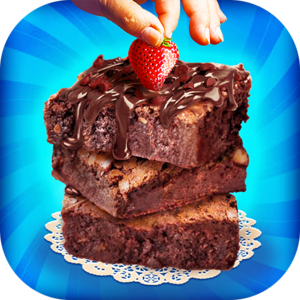 Brownie Maker - Chocolate Fever! Cooking Game - It's time for dessert! Cook some sweet and yummy chocolate treats with Brownie Maker, a fun baking game for kids!
