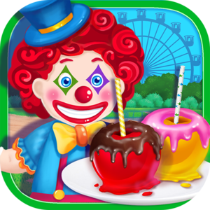 Candy Apple - Fair Food Maker - Make your very own tasty candy apple in this exciting cooking game.