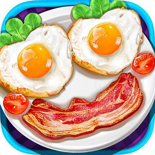 Breakfast Food Maker! Kids Girl Chef Cooking Game - Good morning everyone! Let's start the beautiful day with yummy breakfast!