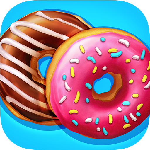 Donut Maker - Cooking Games! - Here comes the best Donut Party! Tie on your apron and come fry up some warm, delicious donuts!