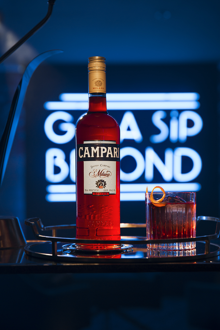 Photo courtesy of Campari USA