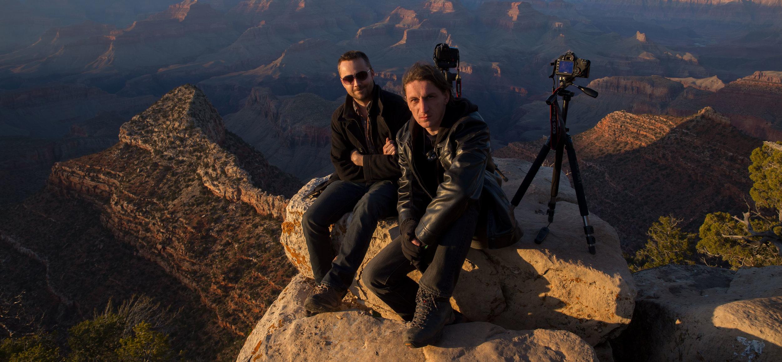 Gavin Heffernan & Harun Mehmedinovic