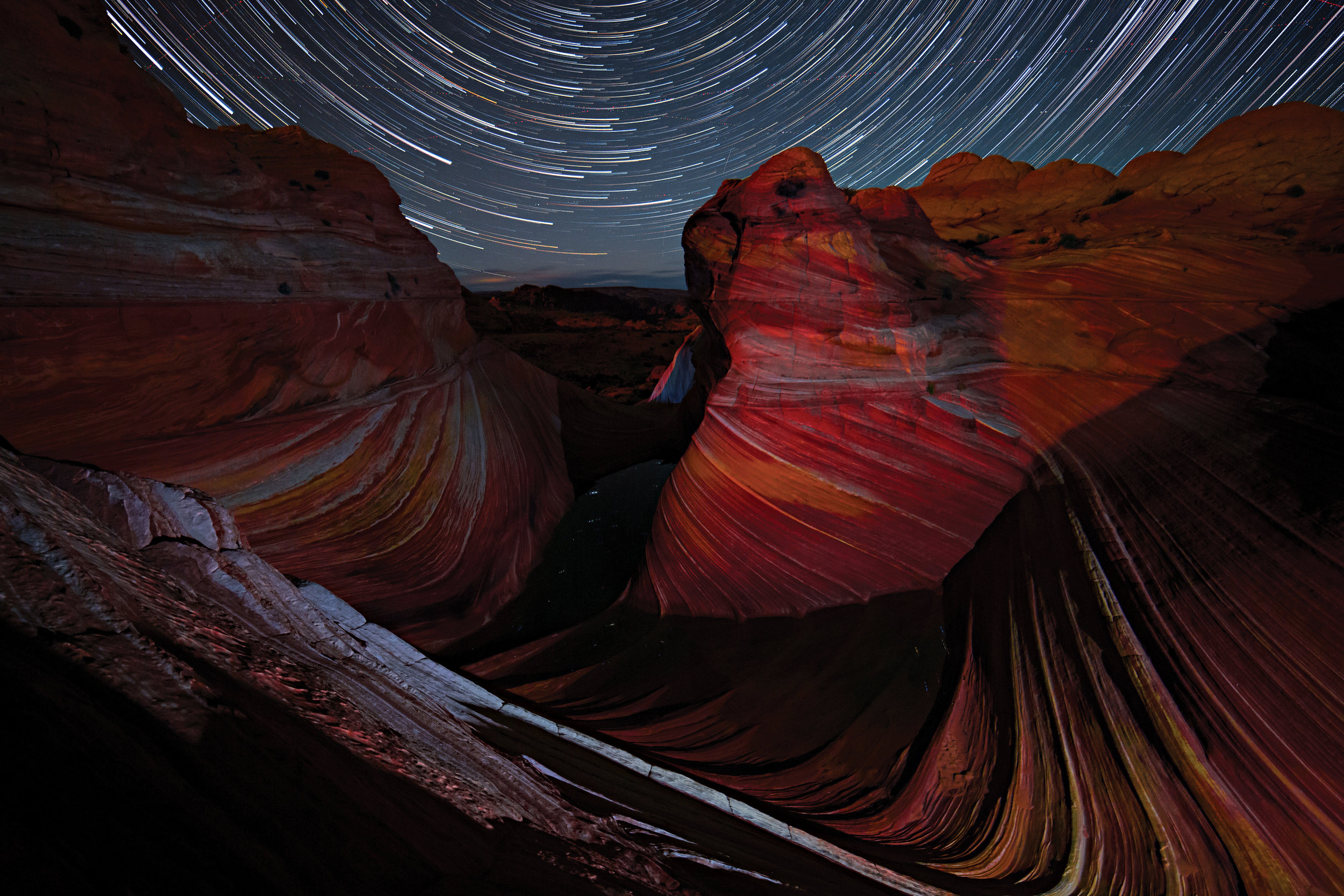 WAVELIGHT | Vermilion Cliffs National Monument, Arizona |  BUY PHOTO PRINT
