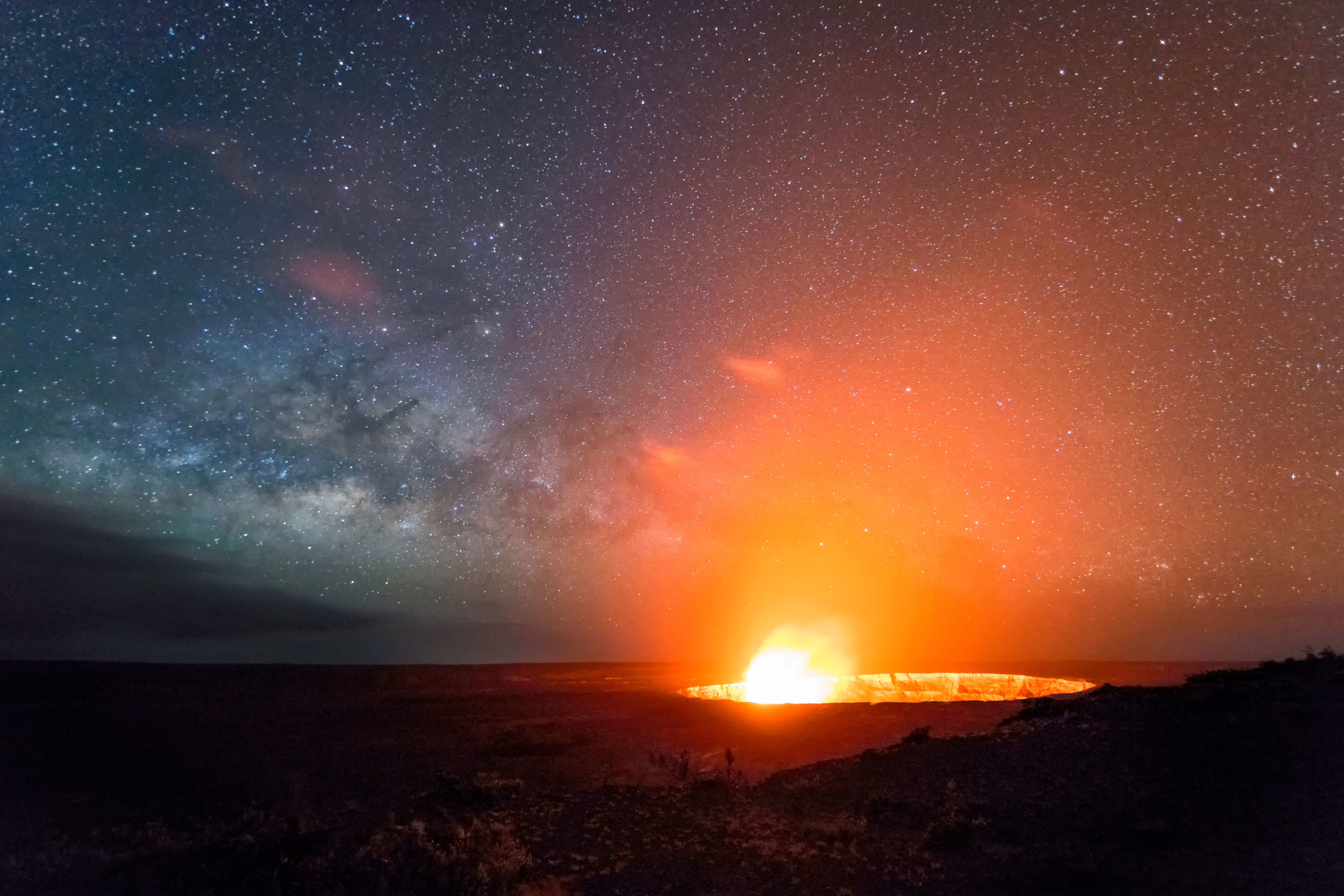 DAWN OF LIGHT | Hawai'i Volcanoes National Park, Hawai'i |  BUY PHOTO PRINT