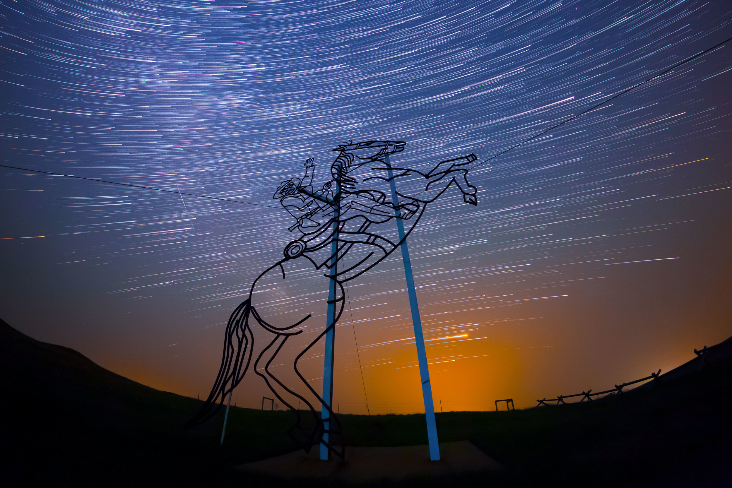 ENCHANTED HIGHWAY | Enchatned Hioghway, North Dakota |  BUY PHOTO PRINT