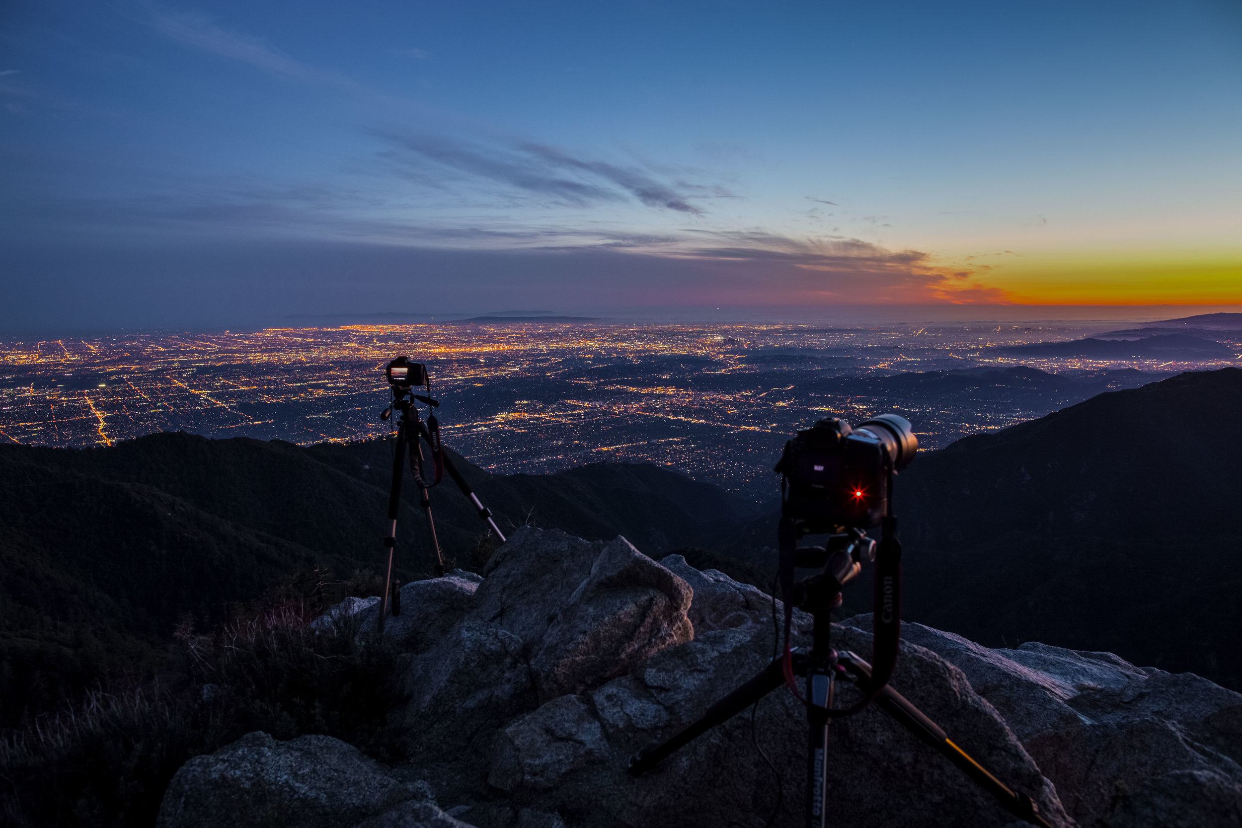2 CAMS | Mount Wilson, California|  BUY PHOTO PRINT