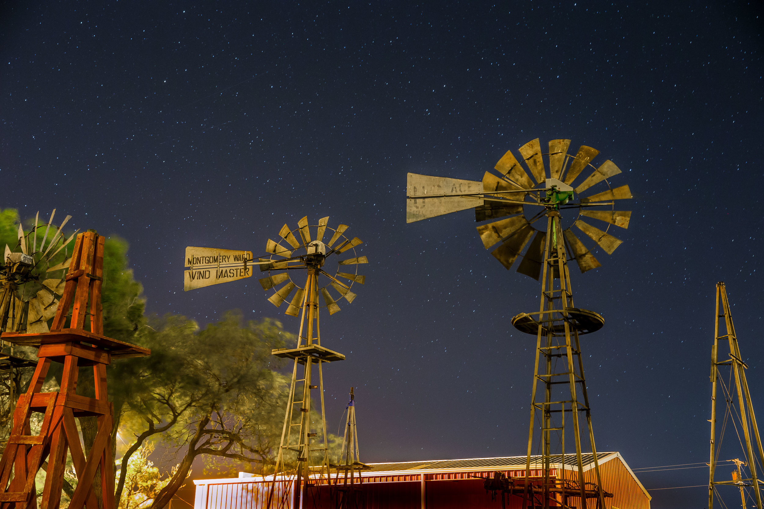 WINDMILL PARK | Shattuck, Oklahoma |  BUY PHOTO PRINT