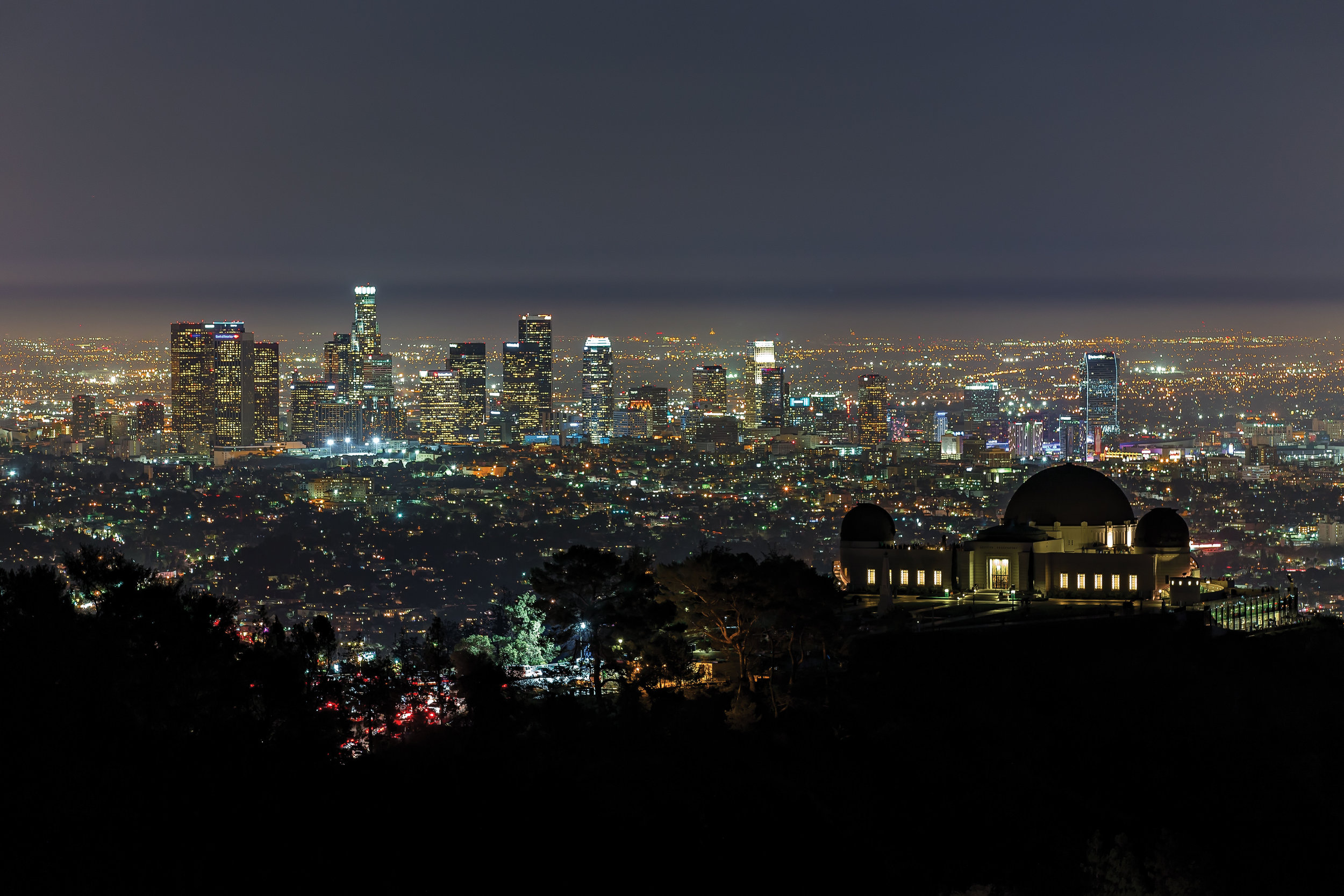 Light Pollution Killed the Big Dipper in L.A., and These Guys Say We Can Bring It Back