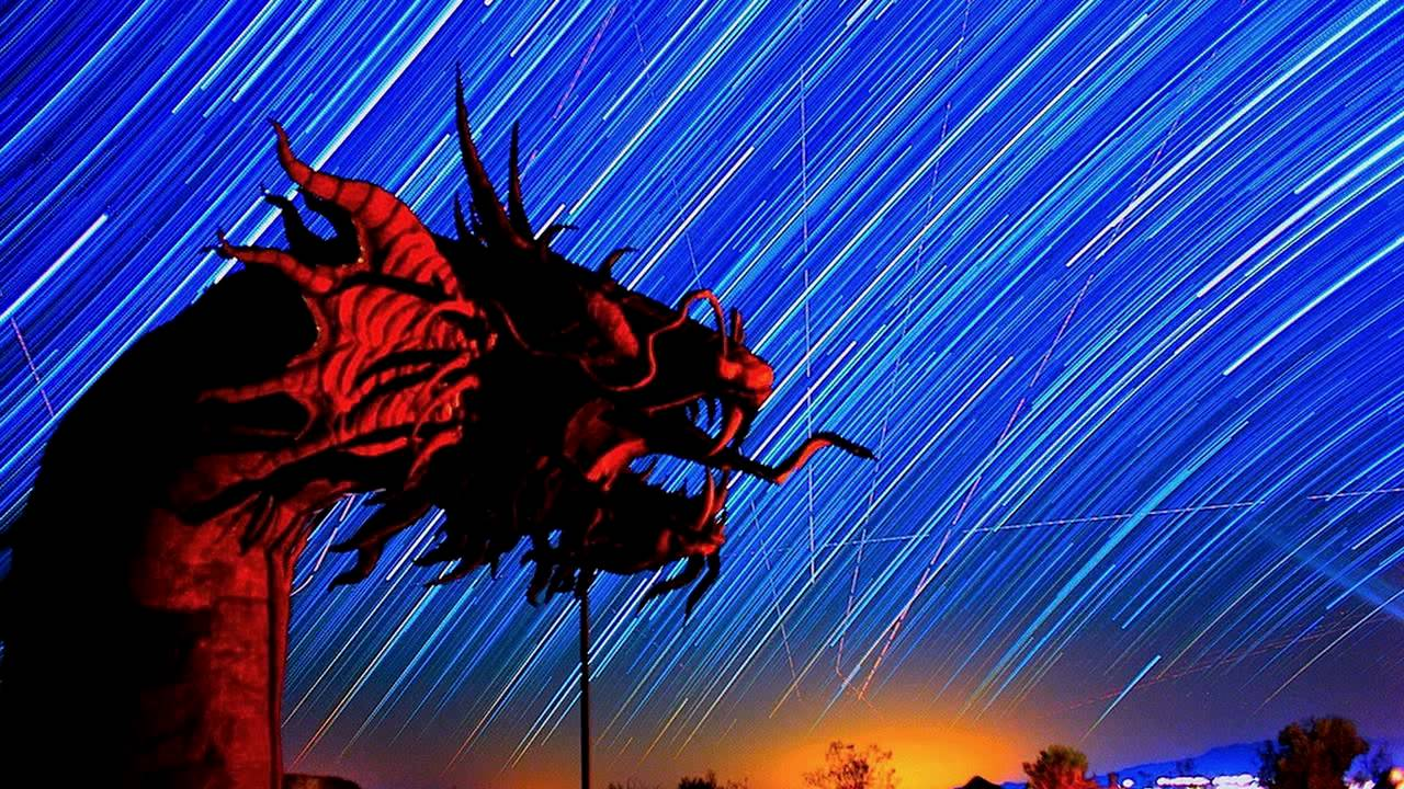 Borrego Stardance - National Geographic Voices