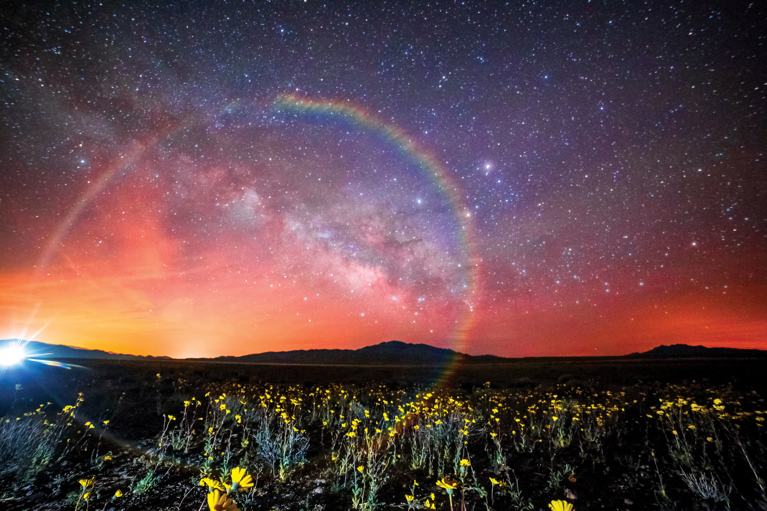 Breathtaking photography series showcases beauty of night sky in areas with no light pollution