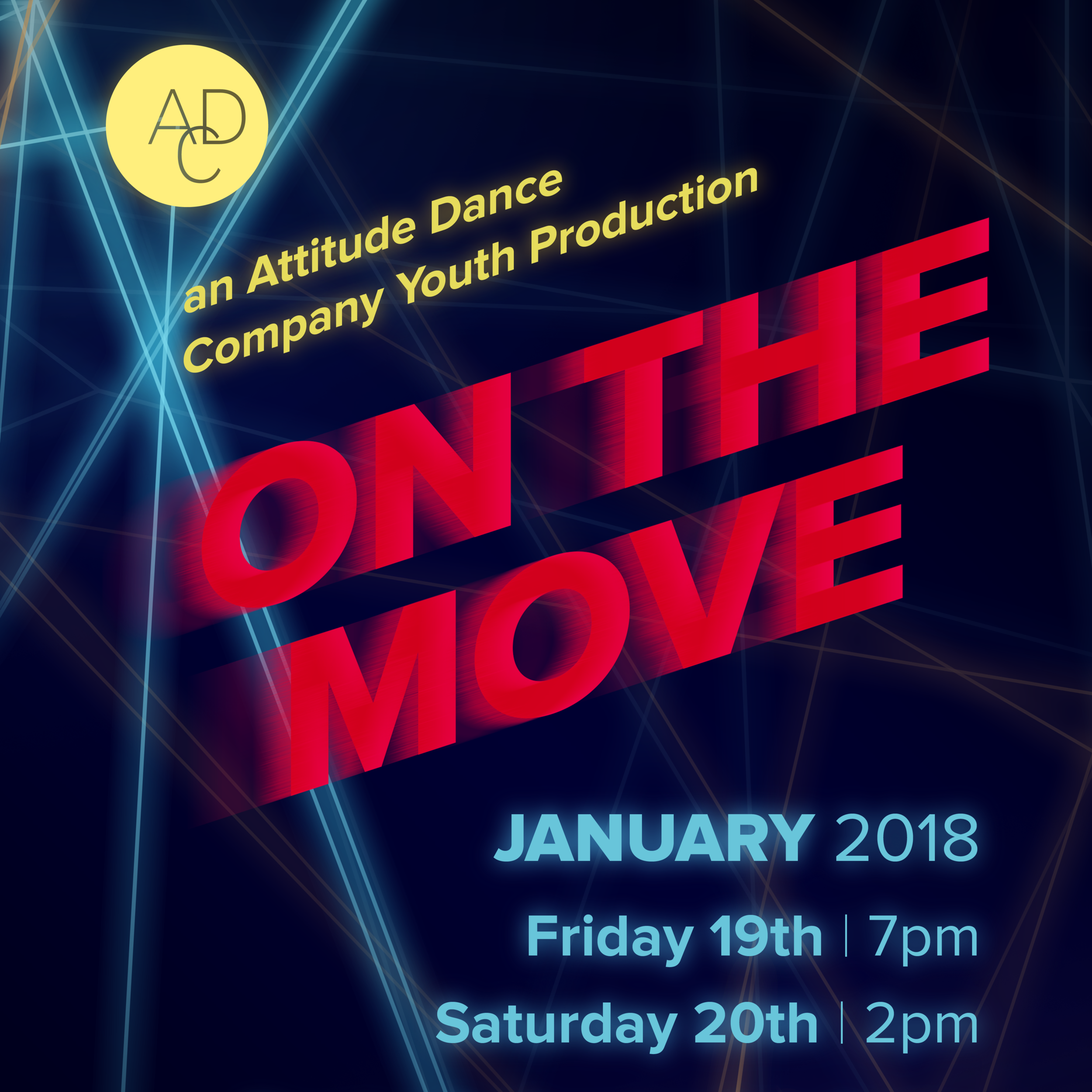 On The Move (2018)  Shenton Performing Arts Centre