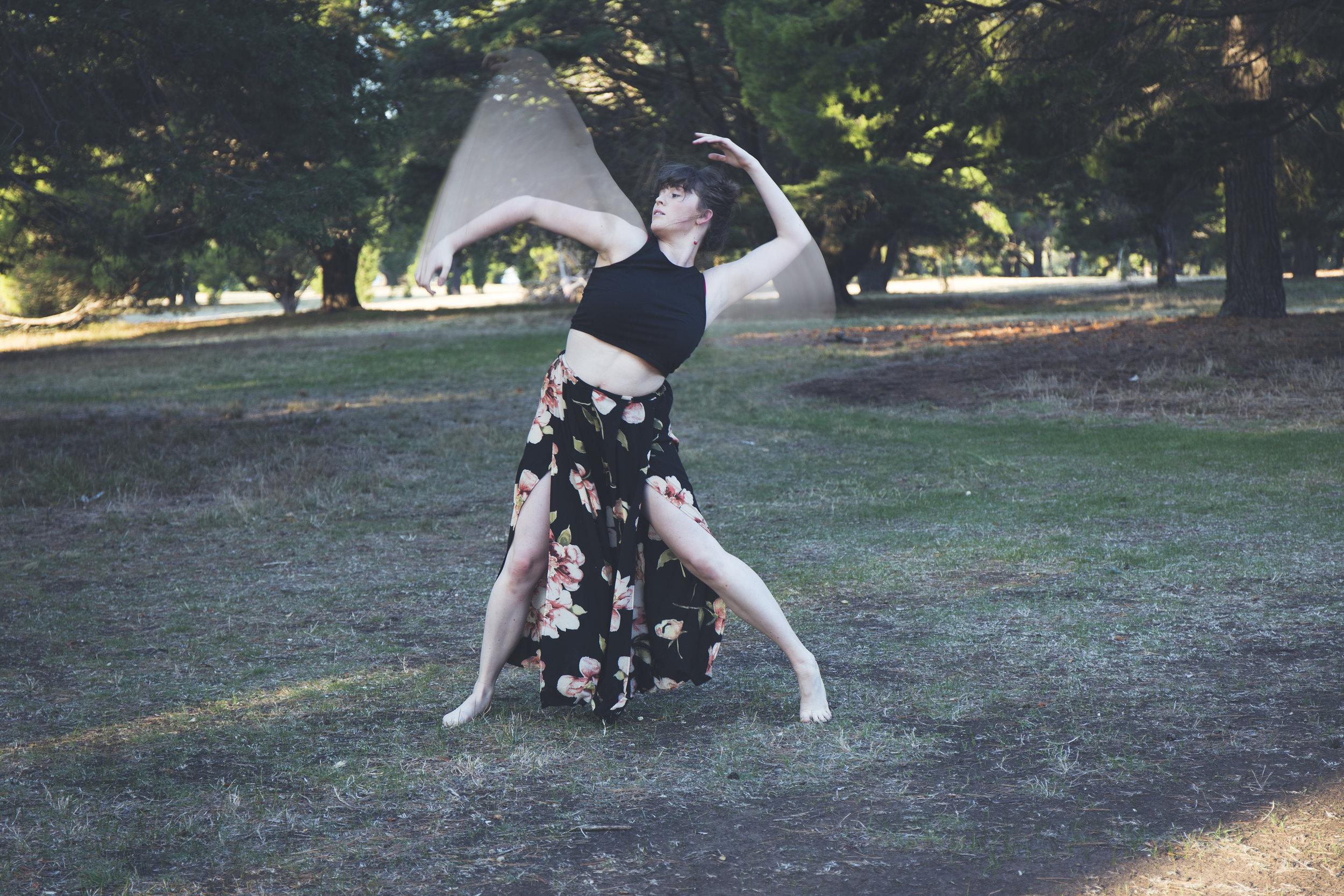 ADC Impact Ensemble member Madeline Pratt