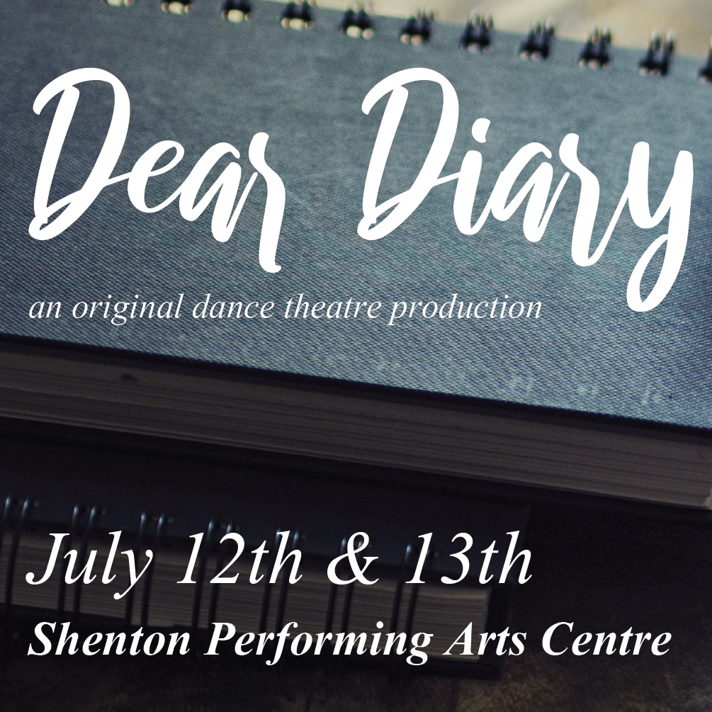 Dear Diary (2019)   Shenton Performing Arts Centre