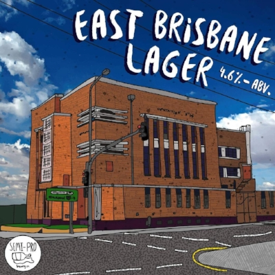 A hard-earned thirst deserves an EB Lager. EB is a German Munich Helles, a stronger, smoother older brother to the Pilsner. Malt takes centre stage in this interpretation with a grainy sweetness that's gently undercut by floral & fruity Australian hops.