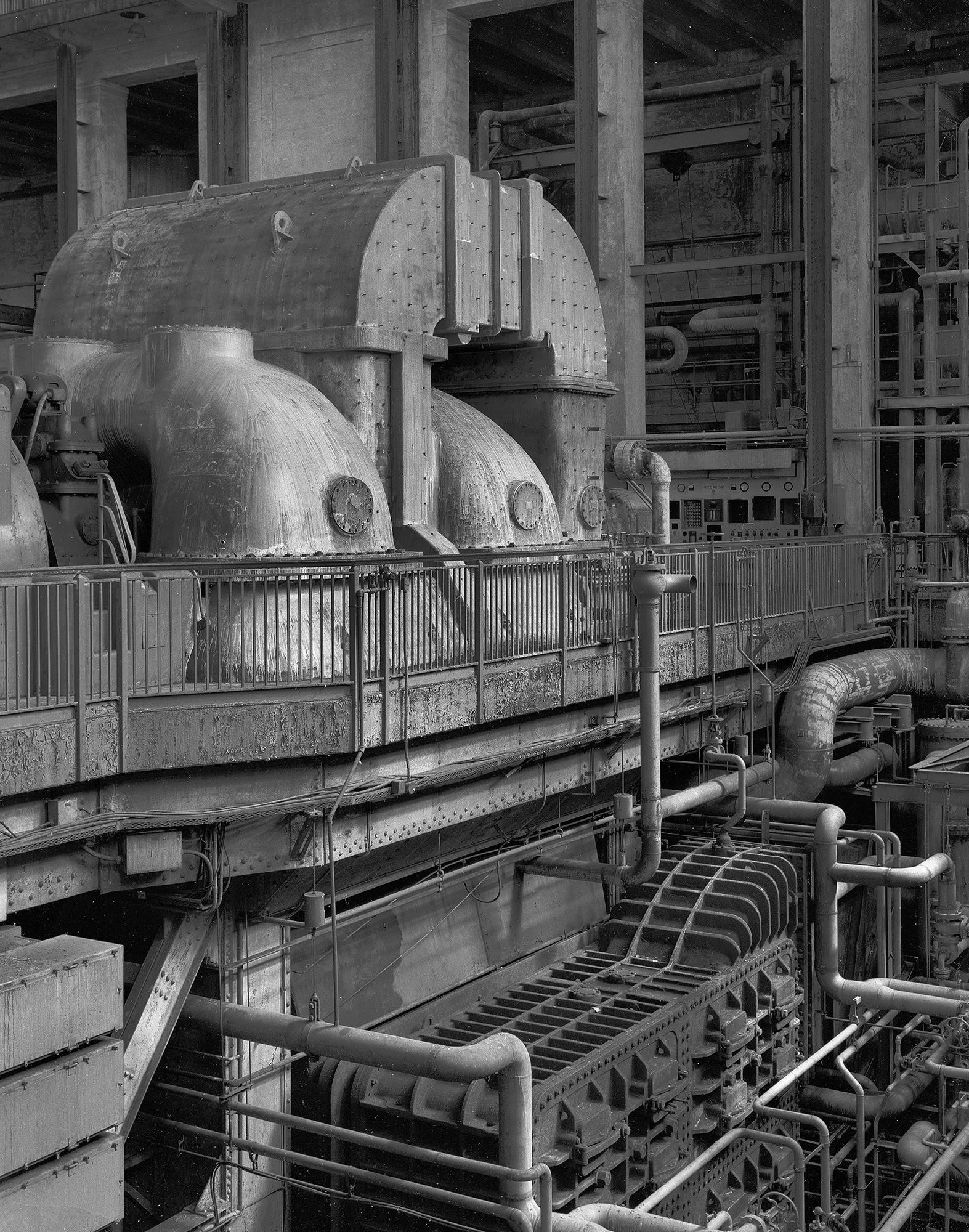 Richmond Station, turbogenerator.jpg