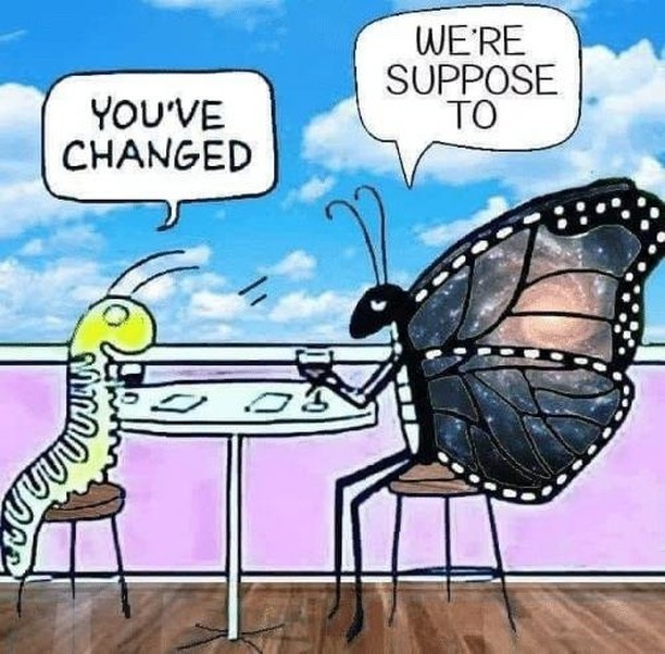 🐛👉🦋⠀ ⠀ #Repost @upliftconnect⠀ ---