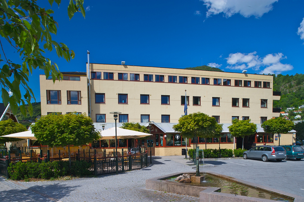 Lægreid Hotell, Sogndal Your home by the Sognefjord    Read more