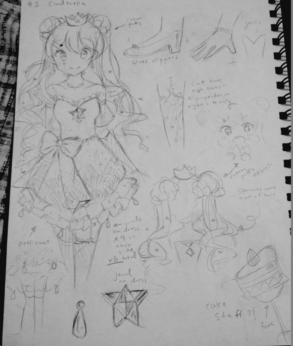 miku KEIKI night princess sketches 1.jpg