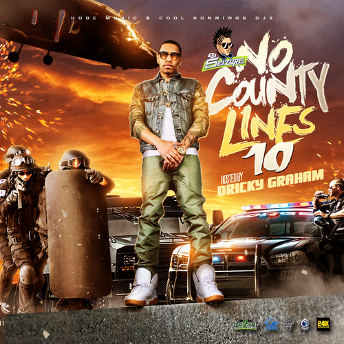 No County Lines vol. 10