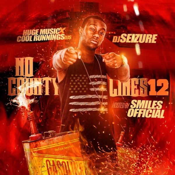 No County Lines vol. 12