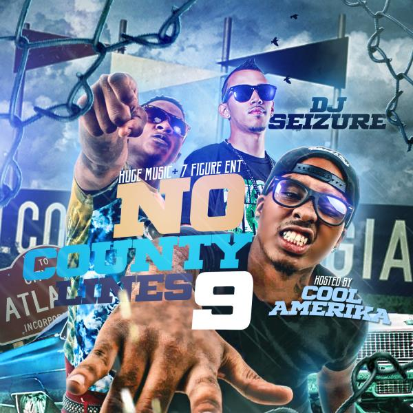 No County Lines vol. 9