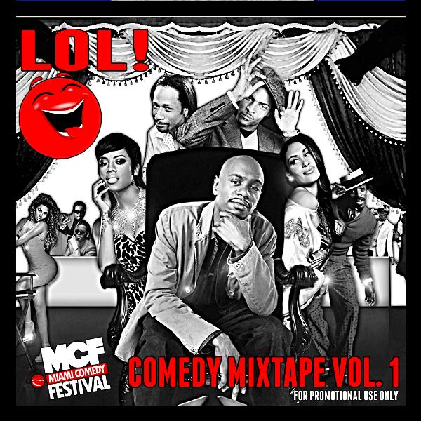 LOL! Comedy Mixtape vol. 1