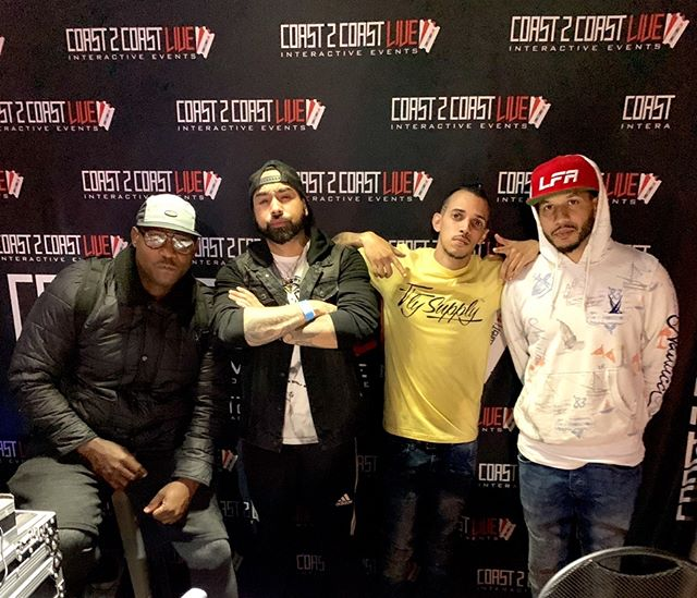 Last night vibes with @djnophrillz @djreddyrell at @voltagephilly in #Philly! via @coast2coastdjs • • • • #djseizure #coast2coastdjs #coolrunningdjs #philadelphia #music #hiphop #tourlife #djlife #VoltageLounge #newmusic