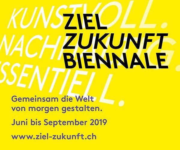 """Unter dem Motto: """"Gemeinsam die Welt von morgen gestalten"""" macht das abwechslungsreiche Festivalprogramm der Ziel Zukunft Biennale Nachhaltigkeit auf vielfältige Art und Weise erlebbar. Vernissagen, Ausstellungen, Fachformat, Urban Art, Musik, Führungen und Pilotprojekte laden ein zum Mitmachen, um die Welt von morgen gemeinsam und nachhaltig zu gestalten. Ein Blick aufs Programm lohnt sich: https://ziel-zukunft.ch/events  #zielzukunft #kunstvoll #nachaltig #essentiell #festival #basel #switzerland #schweiz #sustainability #SDGs #agenda2030"""