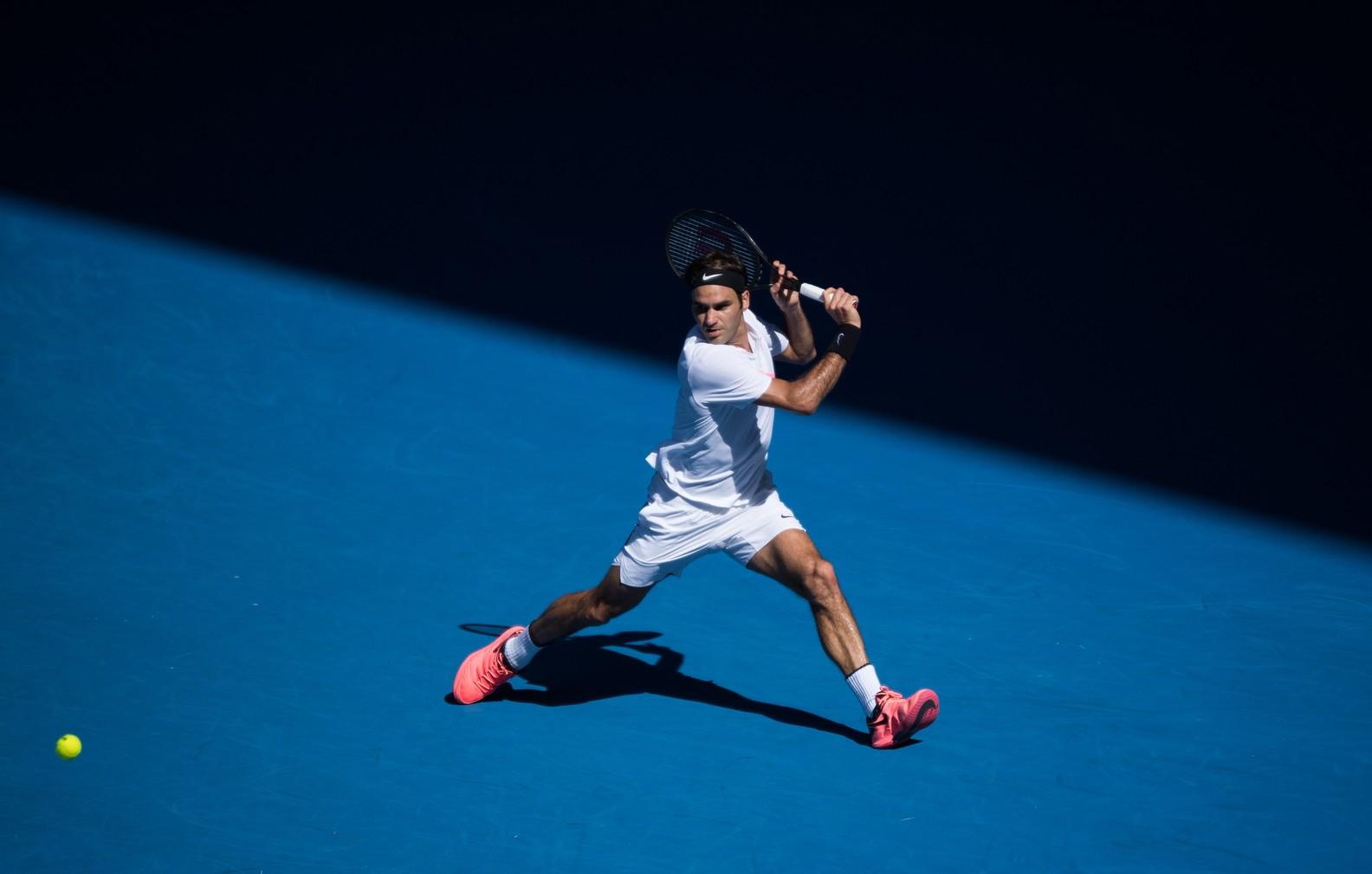 Rolex Lebanon A&S Chronora Roger Federer Australian Open
