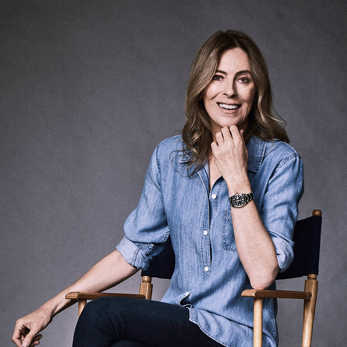 KATHERYN BIGELOW  The first and only woman to win an Academy Award for Best Director, Kathryn Bigelow's command of visual narrative, her tenacity and her choice of subjects that have the ability to provoke change, have redefined the landscape of cinema today.