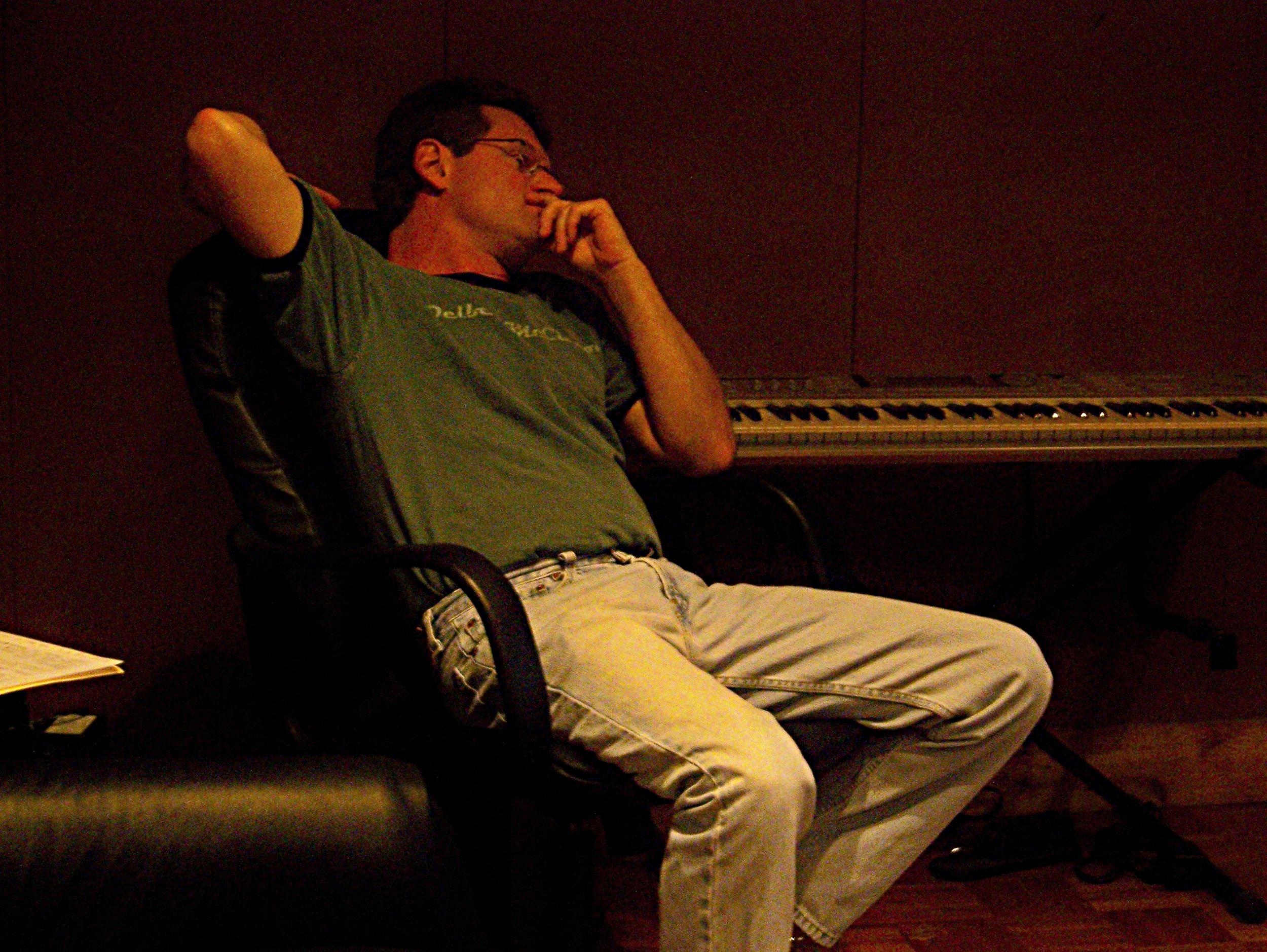 Studio for Long Time Comin (2).jpg