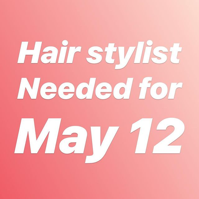 Tag a hairstylist or DM me 🤗❤️ NYC area