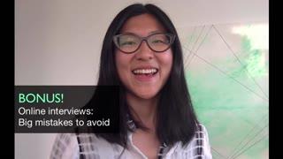 BONUS MODULE: Online interviews