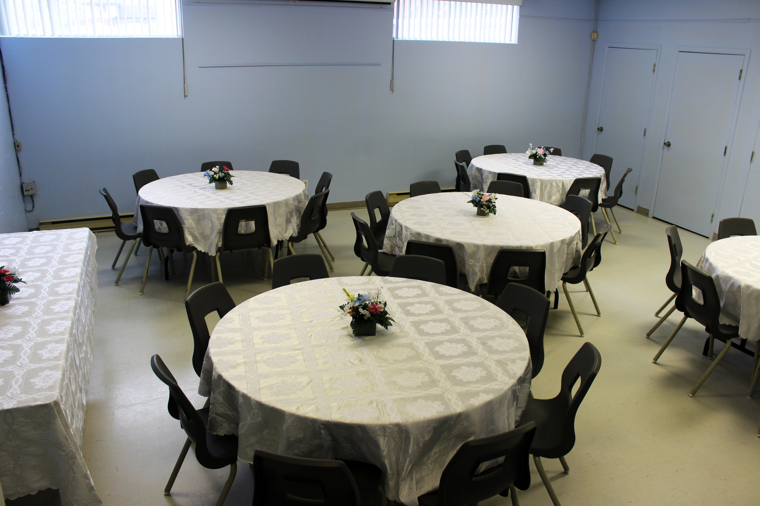 salle mARCEL-Giroux - réception
