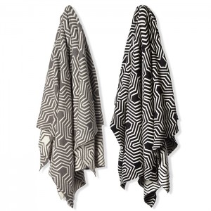 ZGallerie Nova Throw Blanket $69.99