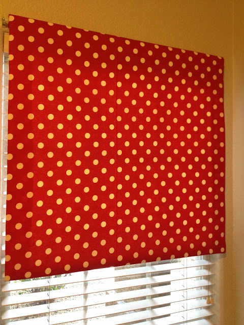 diy window shade2