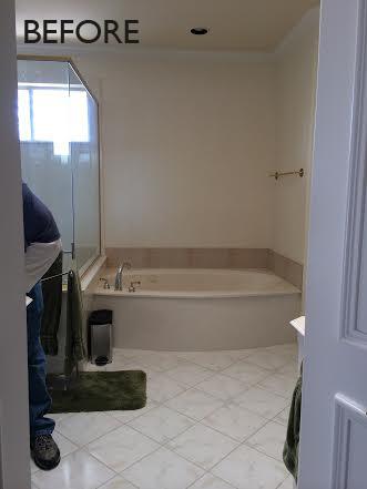 UP Bath Before 1