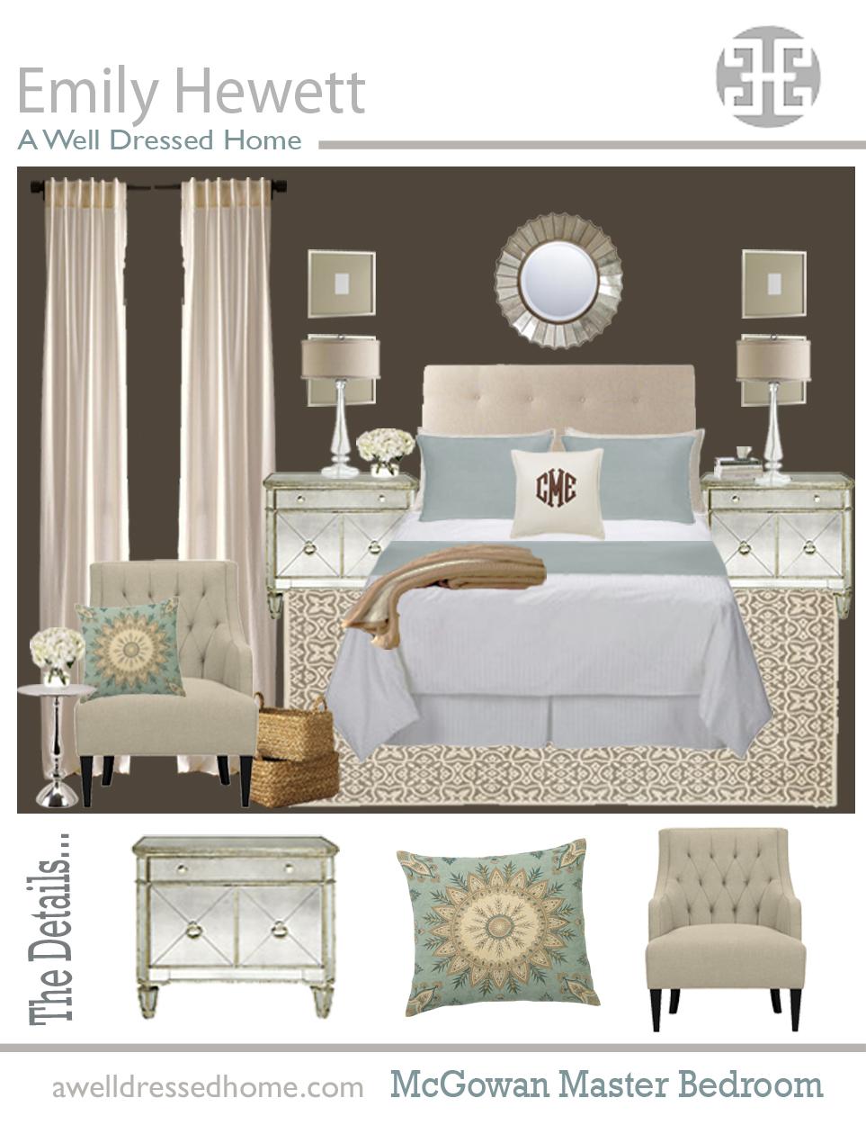McGowan Master Bedroom