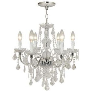 hampton bay chandelier