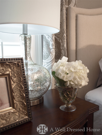 A Well Dressed Home Master Bedroom Makeover