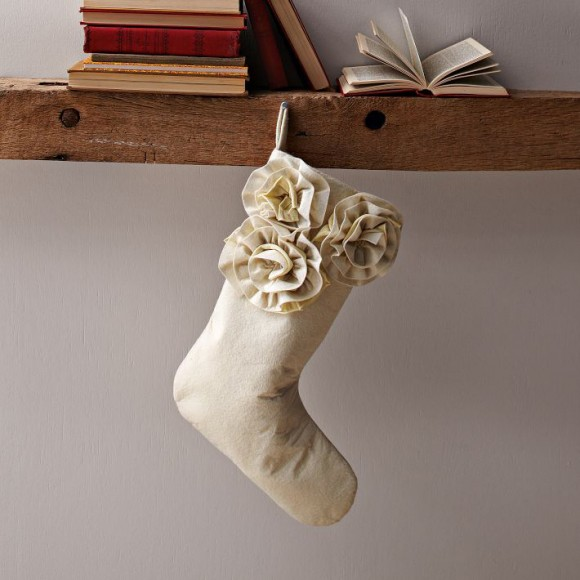 vinatge stocking